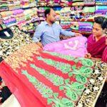 ঈদুল আজহা উপলক্ষে শায়েস্তাগঞ্জের মার্কেটগুলোতে কেনাকাটার ধূম